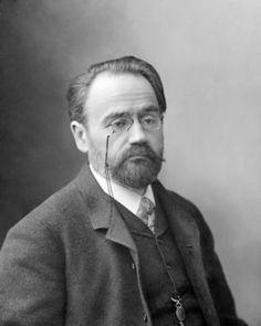 Emile Zola, 1840-1902, France.  Key work:  Therese Raquin (1873).