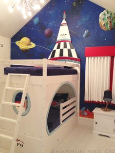 Rocket Bed rocket bed for my nephew? | diy | pinterest | room, bedrooms and