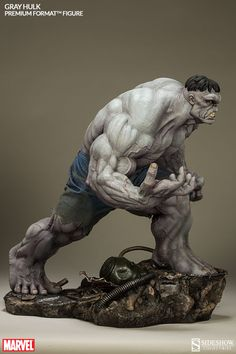 Gray Hulk Premium Format Figure