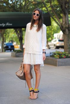 Fashionvibe » Zina Charkoplia Fashion Blog » A Bite From The Big Apple