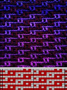 Patterns for mosaic crochet like Havana Patterns for mosaic crochet like Havana Crochet Mandala Pattern, Crochet Stitches Patterns, Crochet Diagram, Tapestry Crochet, Crochet Chart, Filet Crochet, Stitch Patterns, Knitting Patterns, Crochet Blocks