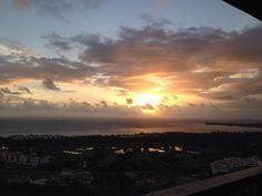 Morning in Rio Grande, Puerto Rico