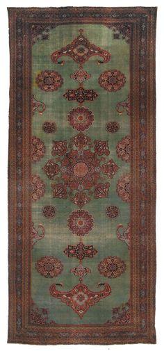 Kellay persiano Ferahan, fine XIX secolo from cambi casa d'este