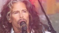 Steven Tyler - Crying - Sound Check - The Today Show - June 24, 2016 - YouTube