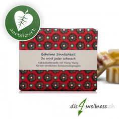 Geheime Sinnlichkeit - Kakaobutterseife mit Ylang Ylang Cocoa Butter, Soaps, Hush Hush, Nature