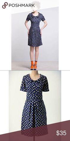 Anthropologie Hi There by Karen Walker Dress SZ 8 Excellent condition Anthropologie Dresses Midi