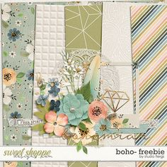 Boho FREEBIE by Stud