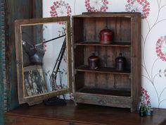 hudson reed sphere round mirror cabinet lf219 £199 | my room
