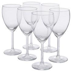 SVALKA Ποτήρι λευκού κρασιού - IKEA