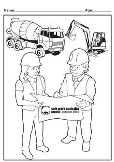 Workplace safety find-a-word answer sheet. See other pin
