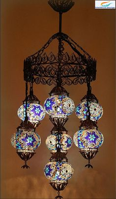 Anotolian Filigree POWER LED TECHNOLOGY Turkish by IstanblueDesign