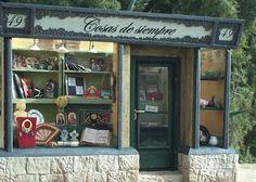 Little things: Antique shop
