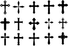 Cross Tattoo Design Ideas - Tattoo Design Ideas and Pictures - Zimbio by TodGod