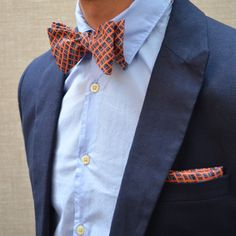 Modern African bow tie. Available at makiandmpho.com/shop