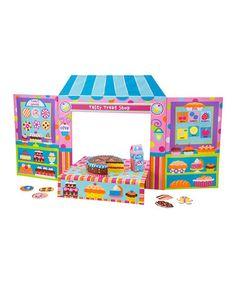 Look what I found on #zulily! Tasty Treat Shop 34-Piece Set #zulilyfinds