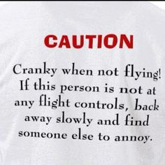 I am a Pilot :))