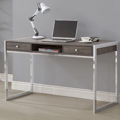 You'll love the Damien Computer Desk at Joss & Main - With Great Deals on all products and Free Shipping on most stuff, even the big stuff.