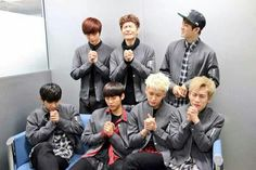 #BTOB#praying