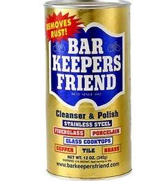 Awesome Uses For Bar Keepers Friend Cleaner. Cleans Practically Any Stain  On Any Surface In Your Home. Bar Keepers Friend Is A Miracle Worker.