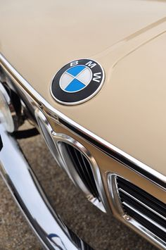 Classic BMW. Badge