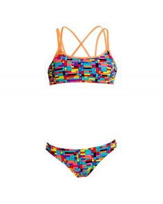 Funkita M/ädchen Bikini Pina Colada Two Piece