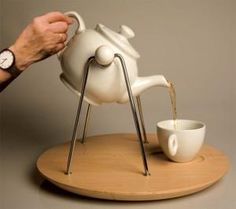 My Rocking Teapot by Betina Piqueras » Yanko Design by jeannie