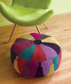 Get creative with color! Known for her signature use of color, designer Kathy Merrick shares her secrets to designing with color creatively and unexpectedly in Crochet In Color. Inside you'll find: -