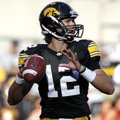 Ricky Stanzi(:  If only the Chiefs would give him a chance!!!!