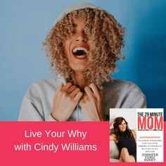 Cindy Williams is a healthy living coach, Shaklee representative and owner ofGreen Jeansconsignment sale. Cindy knows how to live her why. She breathes health and wellness from her head to her toes and even in her spirit! Recently Jennifer was in Orlando for a conference and she heard Cindy give a presentation about how important it is to live your WHY. She knew right then and there that Cindy was the perfect guest for The 29 Minute Mom! Cindy Williams, Green Jeans, Jeans For Sale, Health Coach, Live For Yourself, Health And Wellness, Healthy Living, Berries, How Are You Feeling