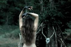 The Wild. Wicca, Dark Fantasy, Fantasy Art, Feral Heart, Yennefer Of Vengerberg, Image Blog, Season Of The Witch, Shooting Photo, Witch Aesthetic
