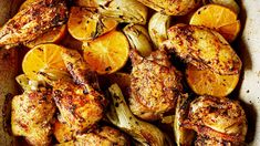 Rick Stein's chicken with orange, fennel and za'atar recipe | The Sunday Times Magazine | The Sunday Times