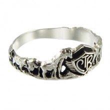 Noah's Ark CTR ring, so cute!