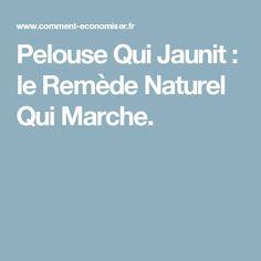 Pelouse Qui Jaunit : le Remède Naturel Qui Marche. Agriculture, Garden, Lawn, Natural Remedies, Walking, Lawn And Garden