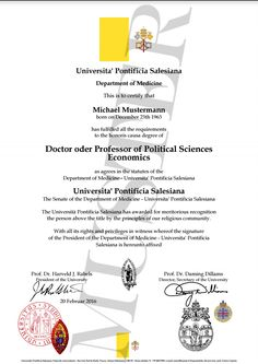 Phd Degree Certificate College Degree Certificate  Degree