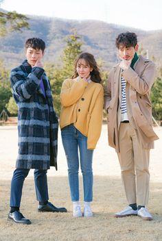 Radio Romance #JiSooHo Yoon DooJoon  #SongGeuRim Kim SoHyun  #LeeKang Yoon Bak