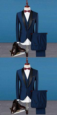 wedding suits men Classic Shawl Collar Men Suits Three-piece Suit Plus Size Business Casual Party Wedding Suits For Men Tuxedos Best Men Suits Slim Fit Tuxedo, Tuxedo Suit, Tuxedo For Men, Maroon Tuxedo, Prom Tuxedo, Blazer For Men Wedding, Wedding Men, Party Wedding, Wedding Suits For Men