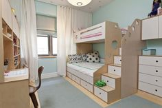8 Cool Kids Rooms Your Children Won't Mind Sharing