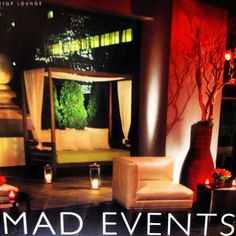 We host private events all year long! For more information contact events@mad46.com