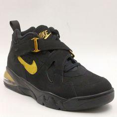 buy popular f0bc9 f4d13 (eBay Sponsored) Nike Air Force Max CB Black Metallic Gold Men Basketball  Shoes US 12 AJ7922-001