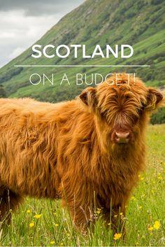 HOW TO VISIT SCOTLAND -On A Budget! #scotland #budgettravel #scottishhiglands…