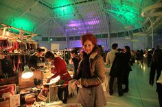 Christmas markets in Milano: Circo delle Pulci (the Flea Circus)