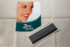 Zero Peroxide is one of the first teeth whitening products to actually care about your teeth.