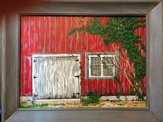 Old Barn in Chenoa Illinois By Teresa Beard-Lowell
