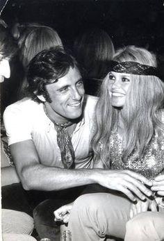 Brigitte Bardot & Gigi Rizzi