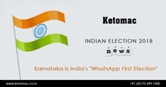 Latest news! #news #latest #elections #elections2018 #indianelections #ketomac #ketomacshampoo #shampoo