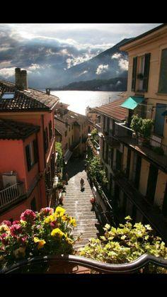 Bellagio, Lake como, Italy!!