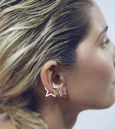 Boho Star Earrings