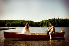 Campground Wedding Venues In Ontario | Intimate Weddings - Small Wedding Blog - DIY Wedding Ideas for Small and Intimate Weddings - Real Small Weddings