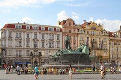 Monument Jan Hus, Statui, Praga, Republica Cehă