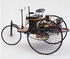 Mercedes-Benz - 1886 by Origins of Business, via Flickr
